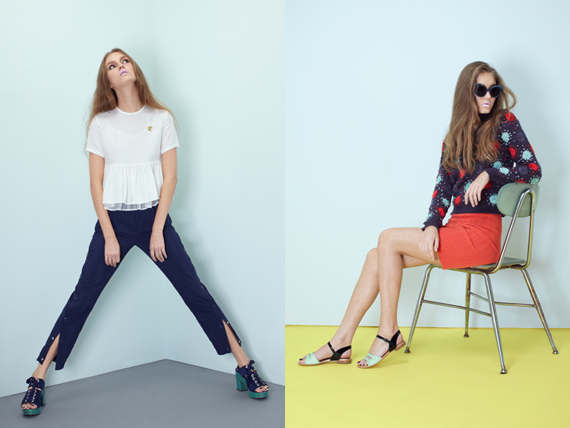 Opening Ceremony Resort 2013 Lookbook