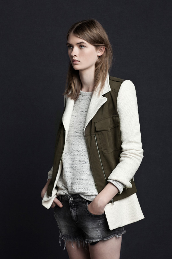 Zara TRF November 2012 Lookbook
