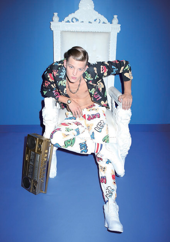Joyrich Spring/Summer 2013 Luxury Back Street Lookbook