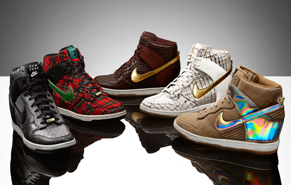 Nike Dunk Sky High City Pack