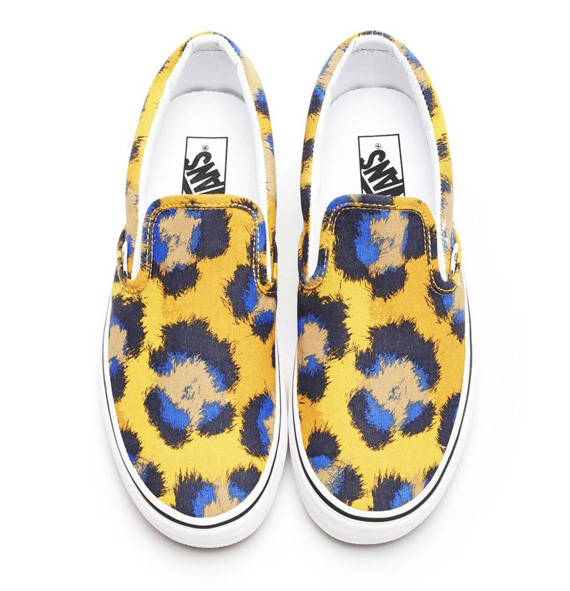VANS x KENZO Spring 2013 Collection