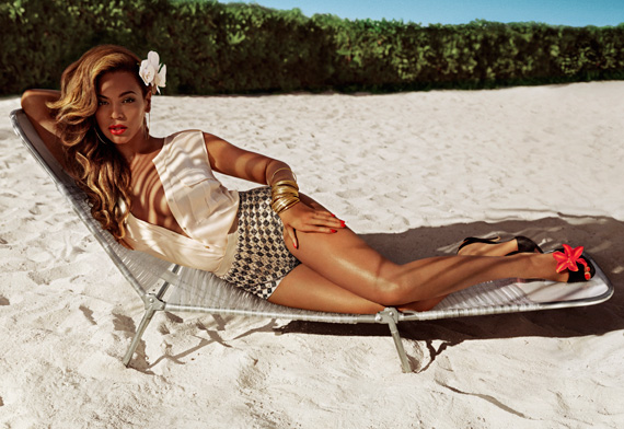 Beyoncé for H&M Summer 2013 Ad Campaign