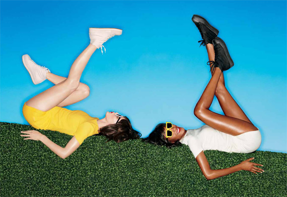 ALDO Summer 2013 Lookbook