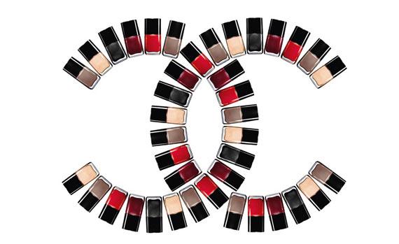 Chanel Les Vernis Couleurs Culte de Chanel