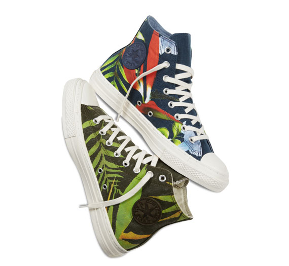 Converse All Star Chuck Taylor Specialty Hawaiian Print