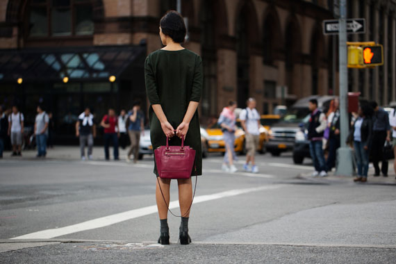 Coach Summer In The City LookBook by The Sartorialist
