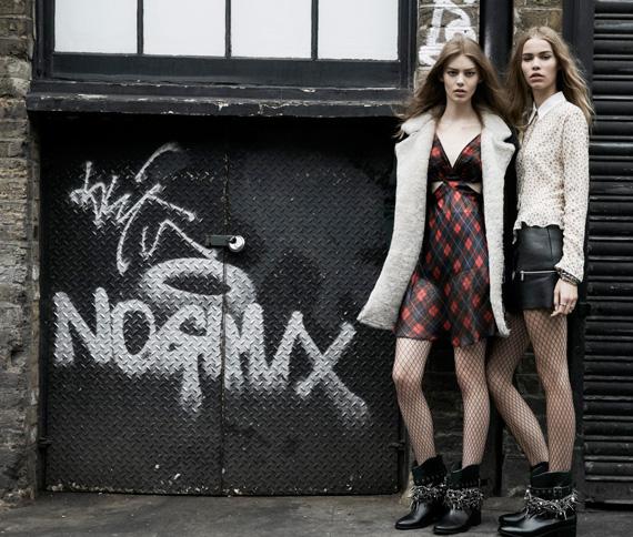 Zara TRF Fall 2013 Campaign